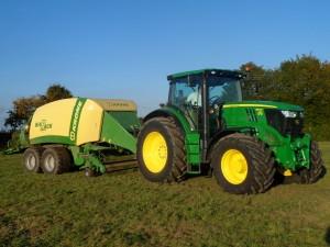 Landwirtschaftliche Dienstleistung